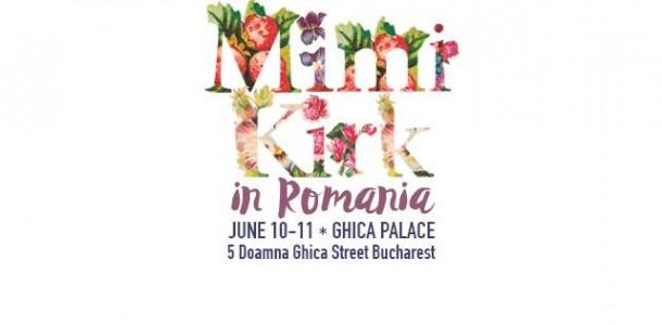 Mimi Kirk în România